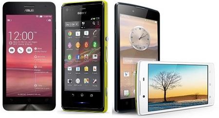Smartphone Android Murah