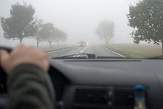 Consejos y recomendaciones para conducir con niebla - Fénix Directo Seguros