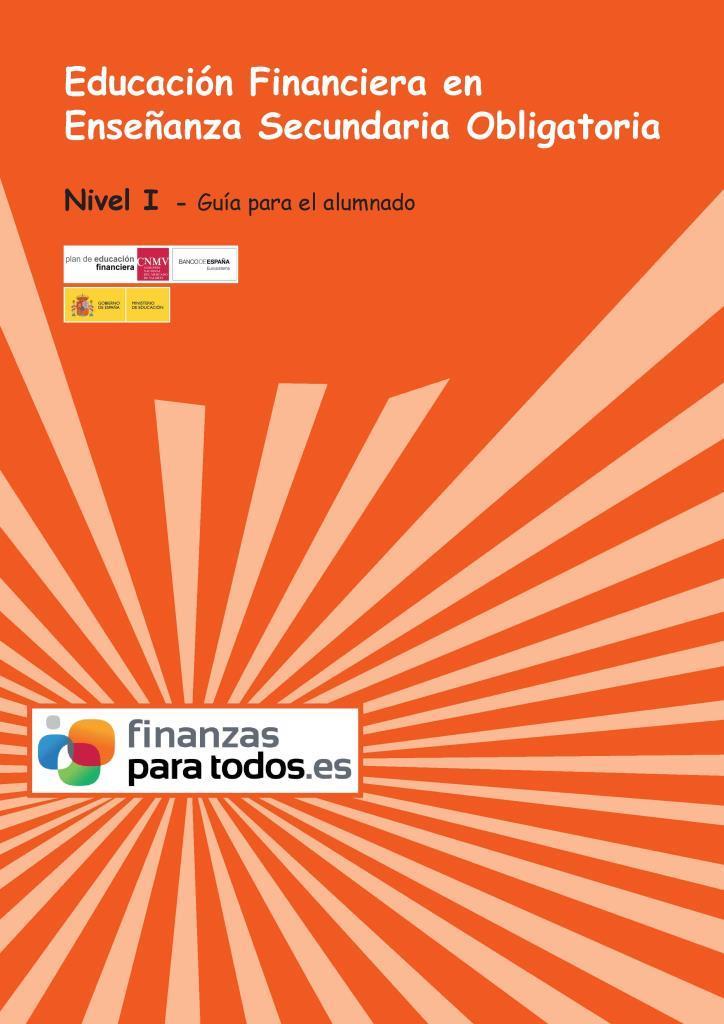 Educación financiera en enseñanza secundaria obligatoria