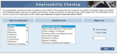 Get Employability Checkup [Shy Job Seeker Blog]