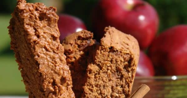 Gluten-Free Biscotti Recipe : Apple Cinnamon variety