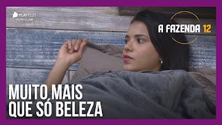 A Fazenda 12 – Jakelyne compartilha experiência como Miss Brasil – Cartolouco e Lucas treinam