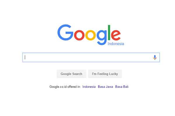 Google: Cara Mengubah Google co id ke Google com Permanen - Google Indonesia