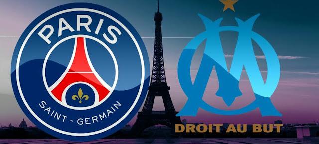 Le Classique- PSG x Olympique de Marselha - Final da Copa da França