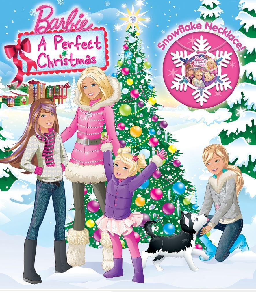 A Perfect Christmas Cast.Me Myself And I Barbie A Perfect Christmas