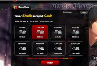 Cara Mengisi Cash PB Garena melalui Pulsa XL
