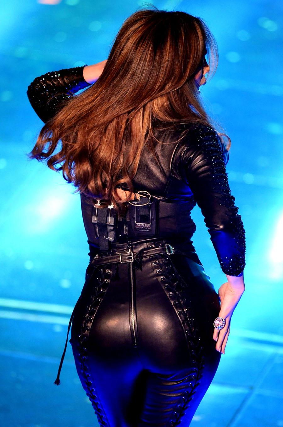 Jennifer Lopez's Butt