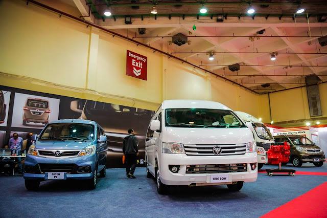 سعر السيارة الميكروباص السقف العالي الصيني فوتون 2019