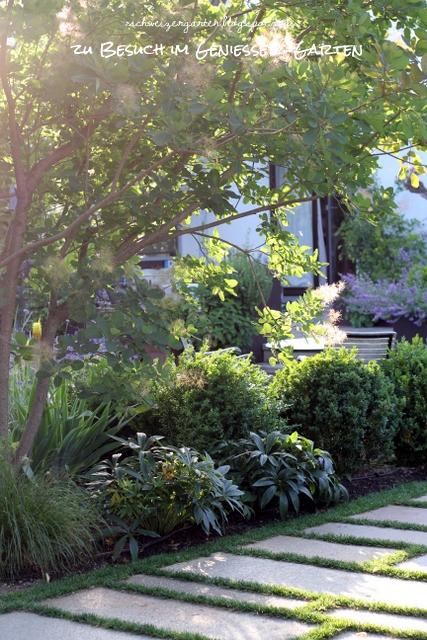 Ein Schweizer Garten Zu Besuch Imgeniesser Garten