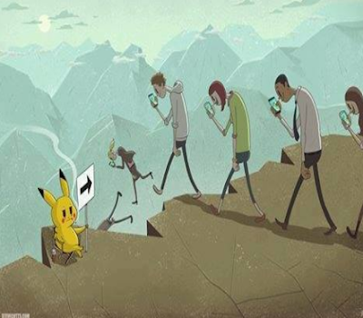 Never Offline: Οι χρήστες του μέλλοντος μόνιμα συνδεδεμένοι στην εικονική πραγματικότητα της νέας εποχής.