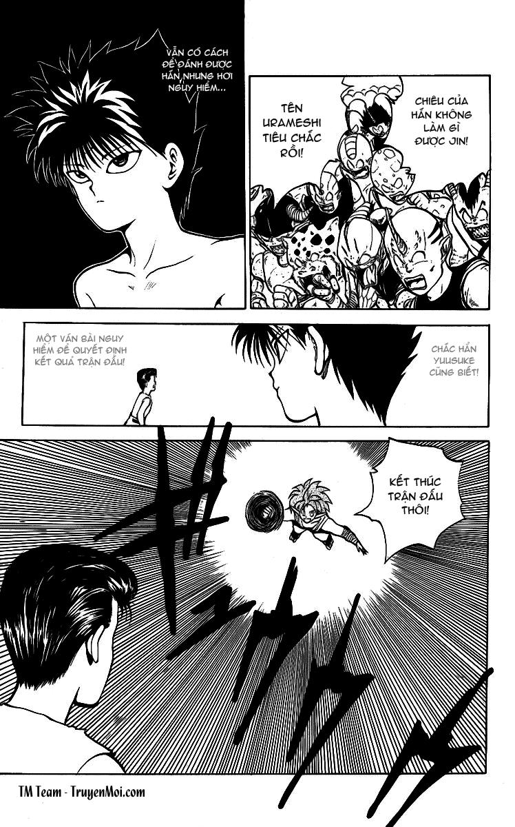 Hành trình của Uduchi chap 071: ván bài nguy hiểm trang 19