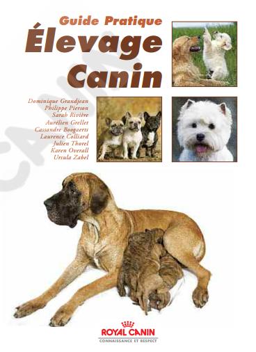 Guide Pratique d'élevage canin 4 edition WWW.VETBOOKSTORE.COM .PDF