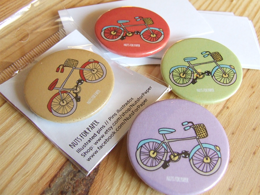 PINS - Badges - Magnetics