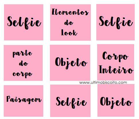 Selfie-look