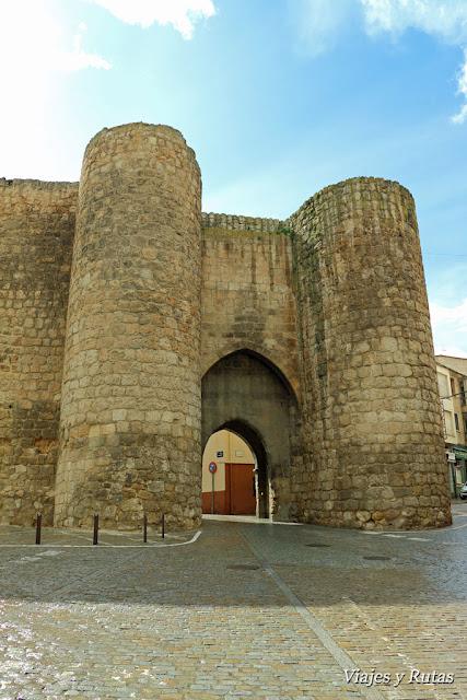 Puerta de Herreros, Almazán