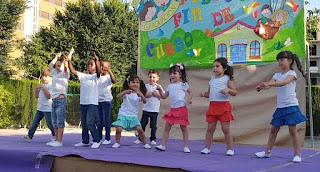 Fiesta Fin de Curso 2018 Infantil 4 Años