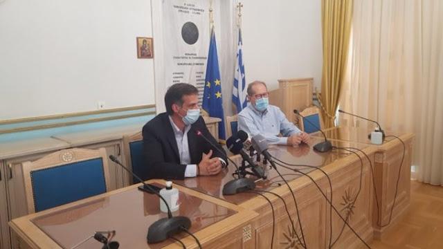 Ο Πρόεδρος του ΕΟΔΥ από την Τρίπολη: Οι πολίτες πρέπει να ακούν τους ειδικούς