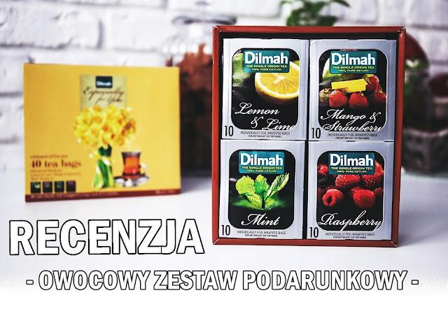Wyjątkowy ZESTAW PODARUNKOWY ( herbaty Dilmah ) - recenzja