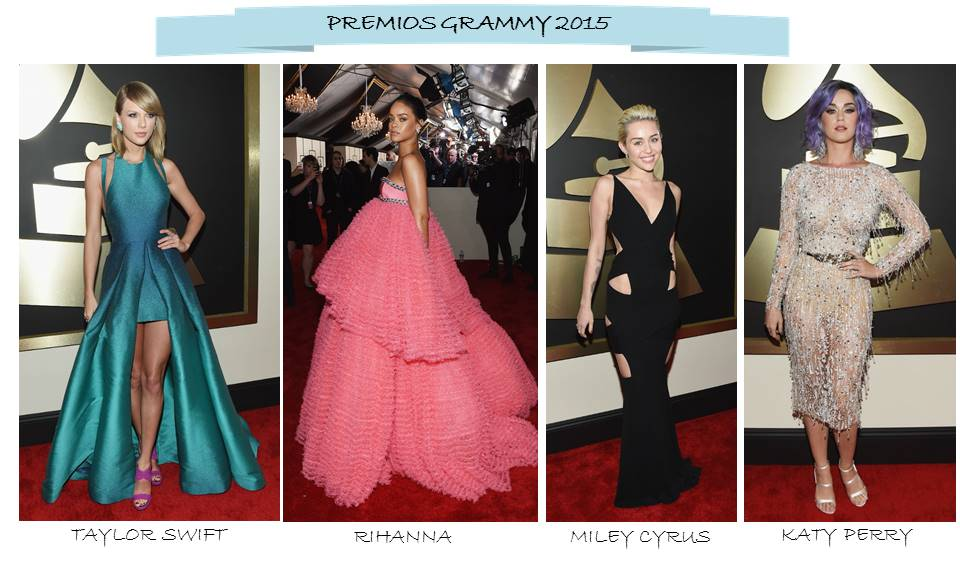 OnlyNess Premios Grammy 2015