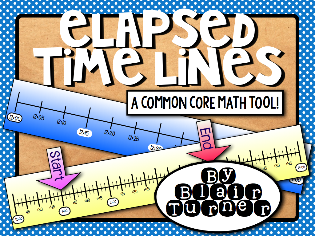 Primary Chalkboard 5 Ways To Dig Deeper With Number Lines