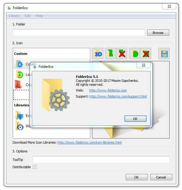 FolderIco V5 Full (Personaliza tus Carpetas)