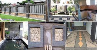 Batu Alam Cirebon Arya Stone