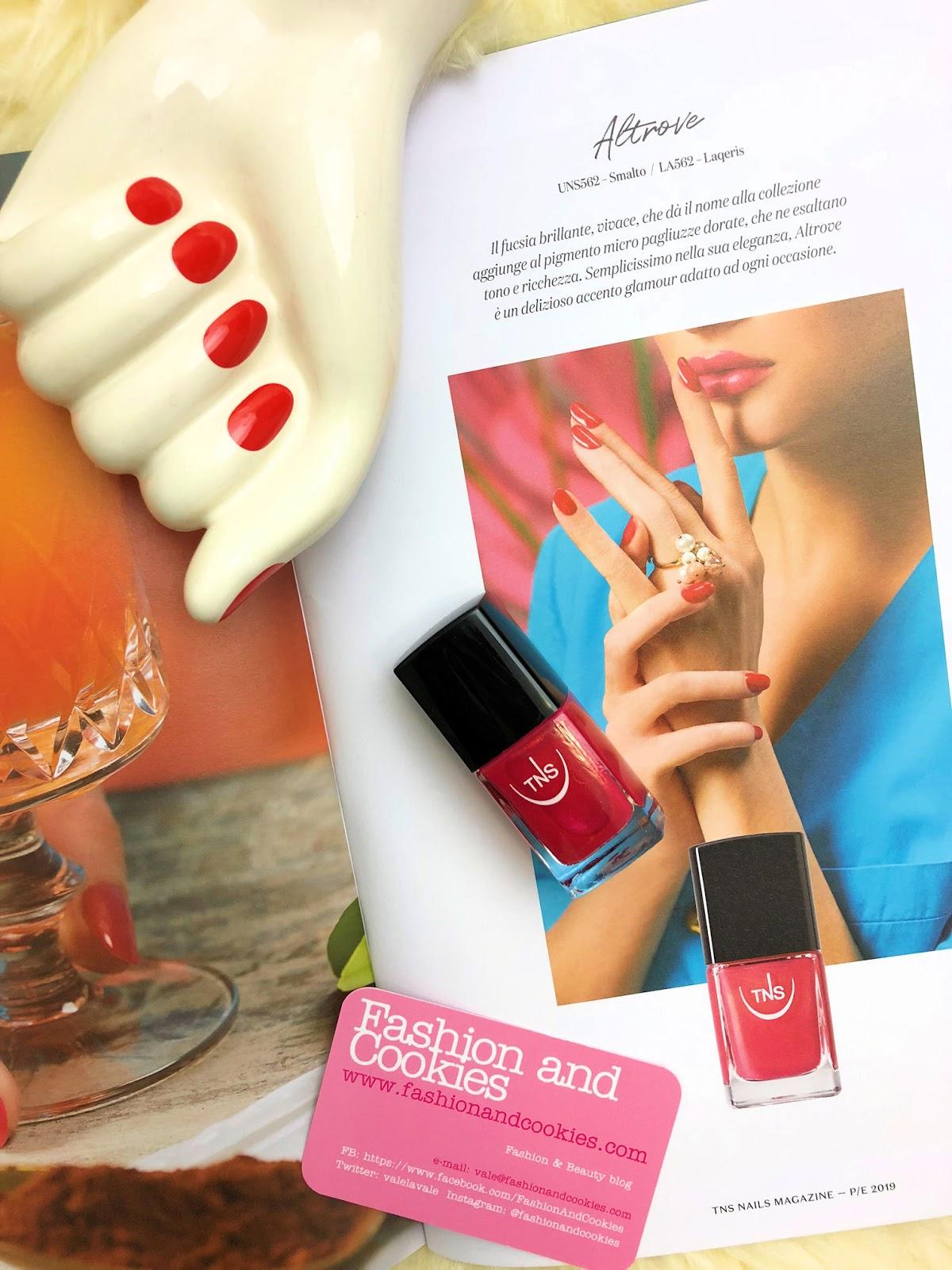 TNS Firenze presenta Altrove: capsule collection smalti Primavera-Estate su Fashion and Cookies beauty blog