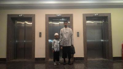 Abu Musa La Ode Abu Hanafi dan anaknya