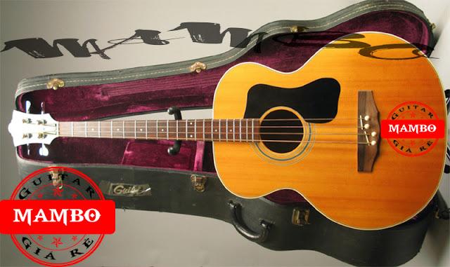 Đàn Guitar Mambo giá Rẻ.