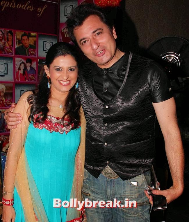 Smita Bansal and Avinash Wadhawan, Balika Vadhu Success Party Pics -1500 Episodes