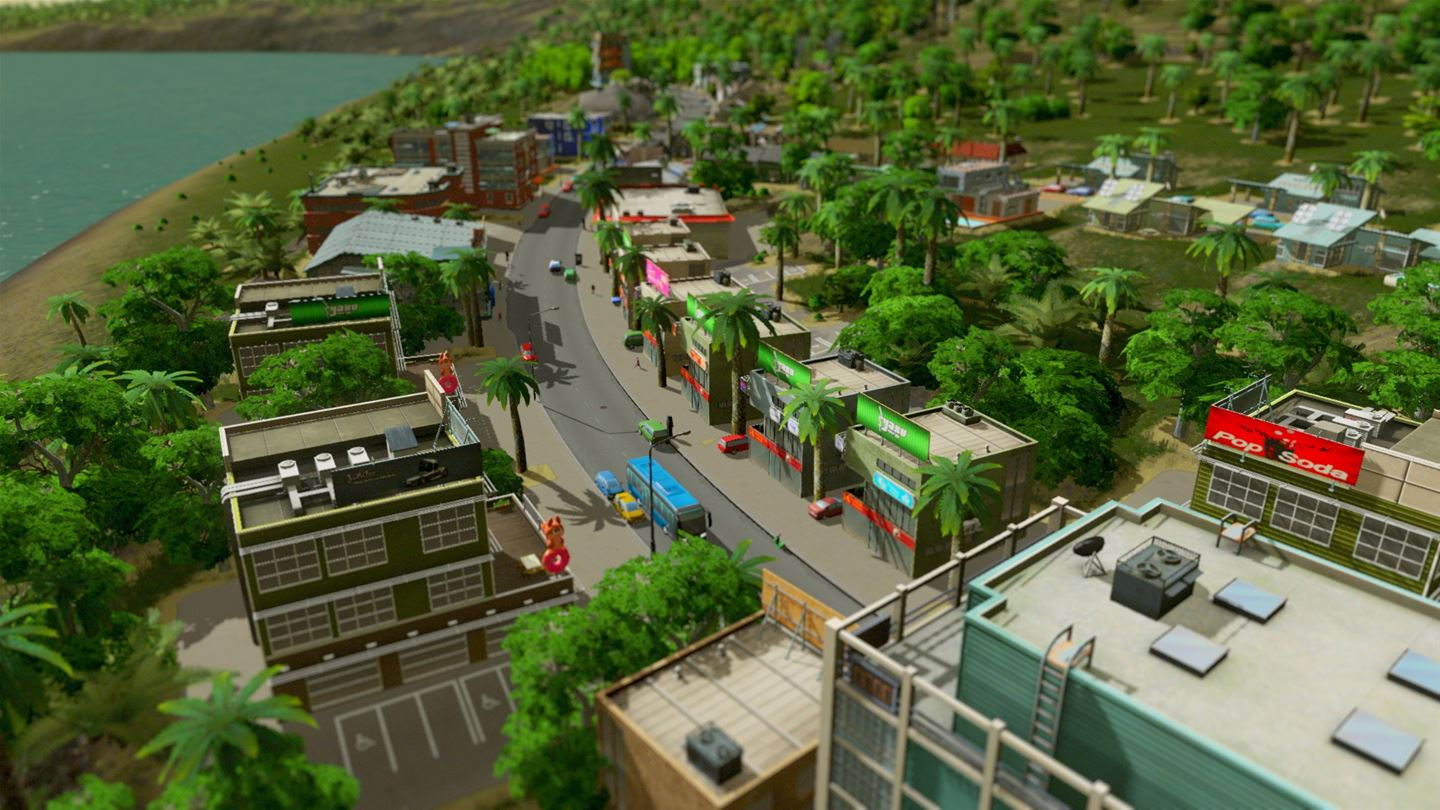 Cities Skylines Xbox One Edition Review Xone