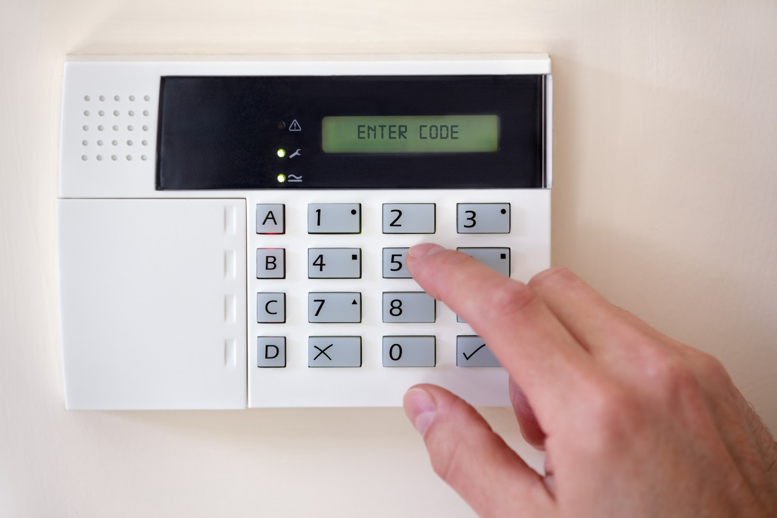 If You Want To Increase The Overall Security Level Of Your Home Then Should Consider Installing An Alarm System Systems Help Deter Criminals