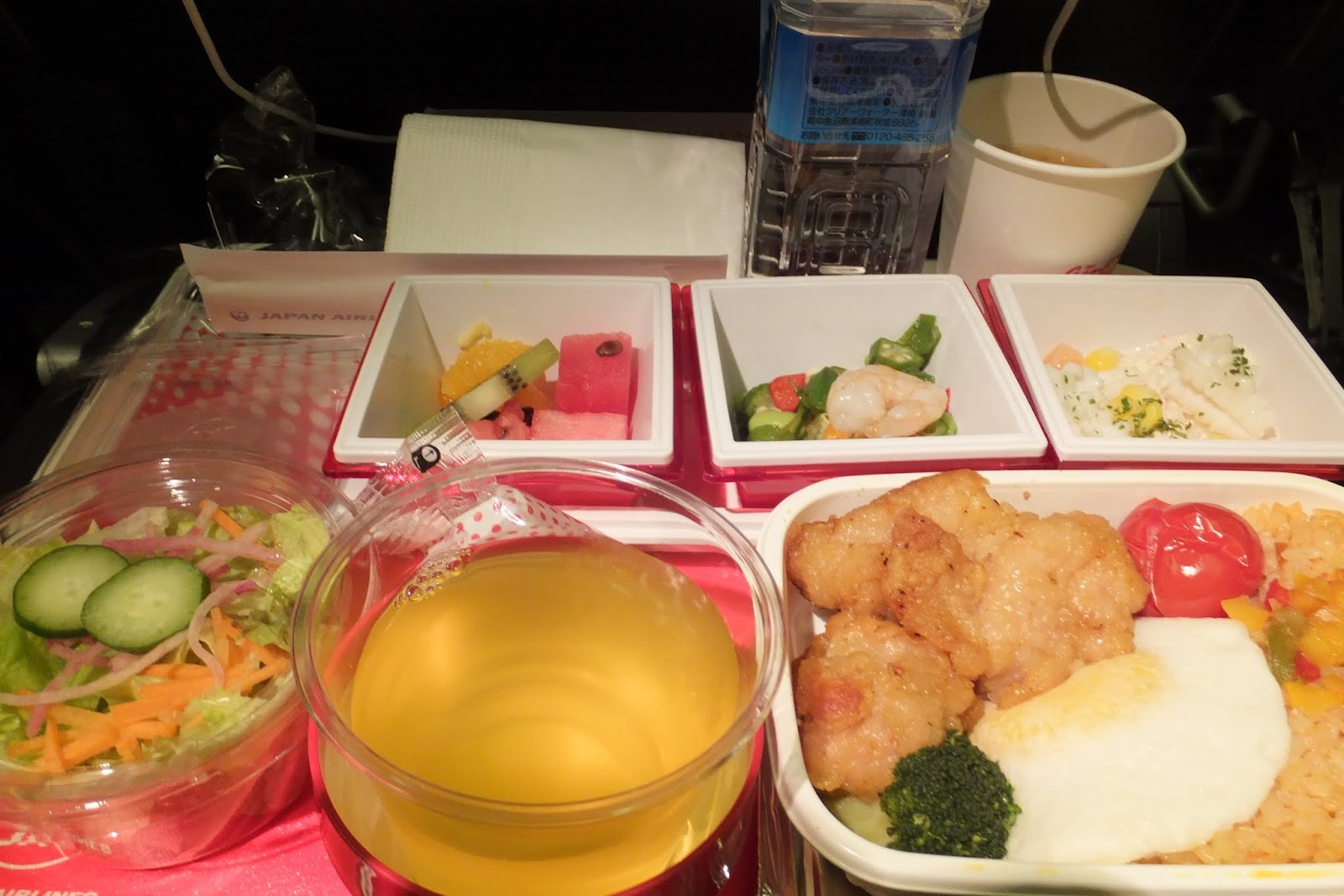 jal767-flightmeal