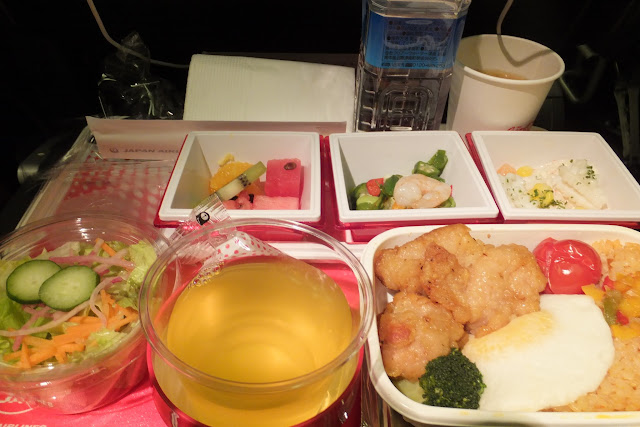 JALエコノミー機内食 flight-meal-JAL2