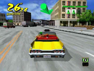 Crazy Taxi 1 PC Game Free Download