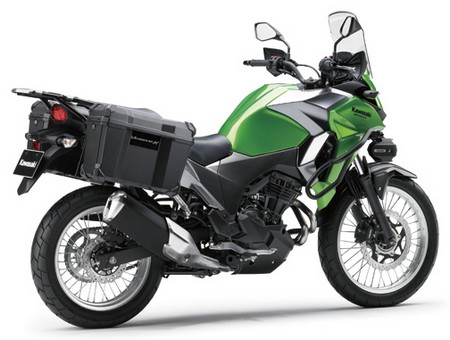 Review Kawasaki Versys X 250 Tourer
