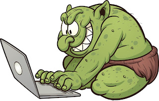 dealing with online trolls