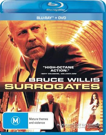 Surrogates 2009 Dual Audio Hindi Bluray Download