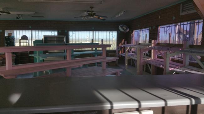 Abandoned Arizona Nut House near Pichaco