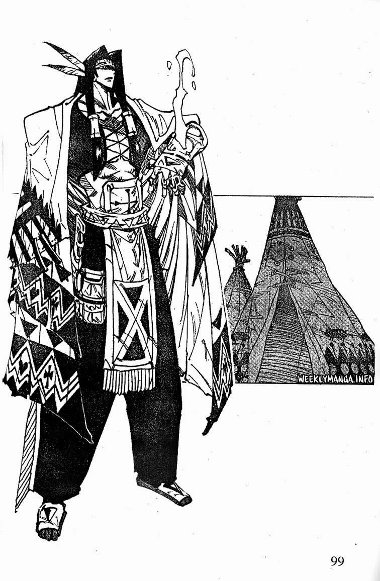 Shaman King [Vua pháp thuật] chap 208 trang 13