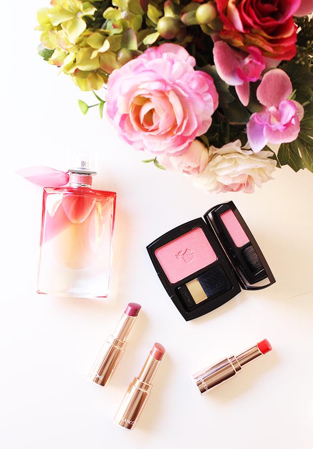 "Maquillaje Lancôme: tres súper novedades ""total pink"" para esta Primavera"