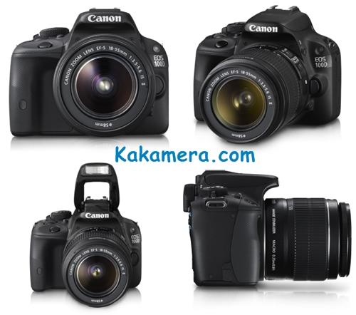 Harga Kamera Canon EOS 100D