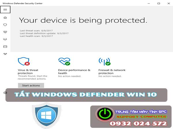 huong-dan-tat-windows-defender-win-10