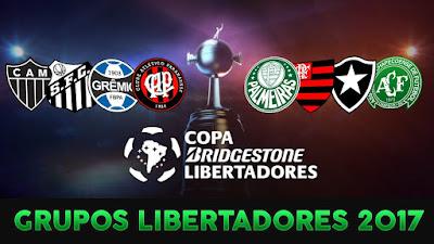 Brasil na Libertadores