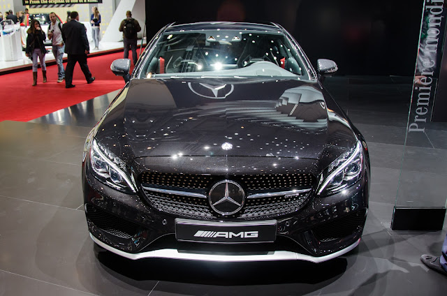 2016 Mercedes-AMG C 43 4Matic Estate