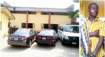 Wicked Guard Burgles Bosses' House,steals car,cash,jewellry worth N9m (Photo)