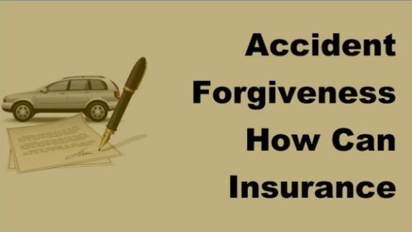 Accident Forgiveness - How Can Insurance Companies Be So Forgiving?