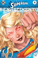 Supergirl: Renascimento #1
