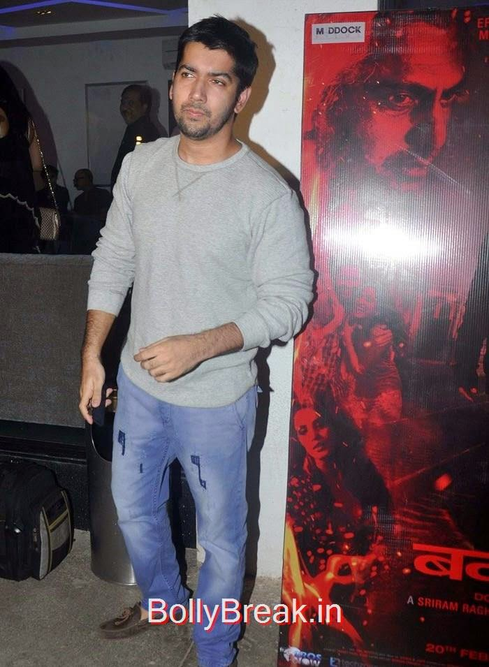 Rohit Dhawan, Radhika Apte Hot Images At 'Badlapur' Special Screening