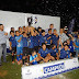 Premian a ganadores del Torneo Infantil de Futbol y Futsal del Poniente